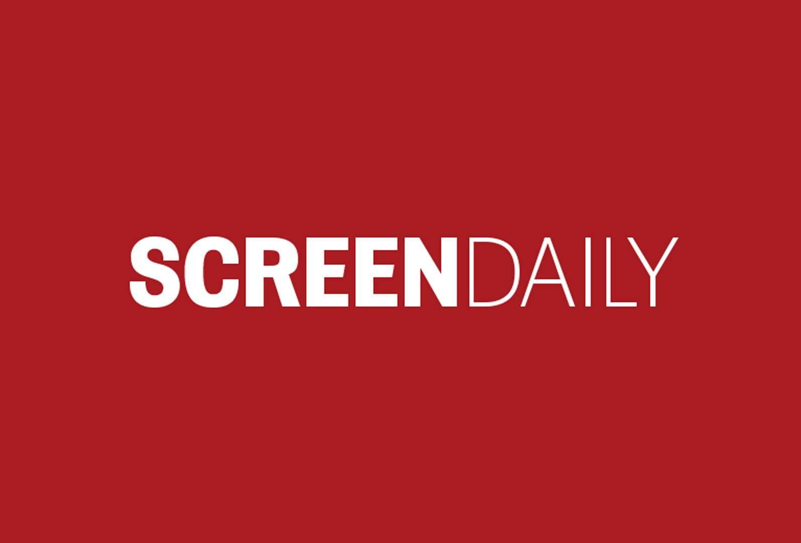 ScreenDaily Logo